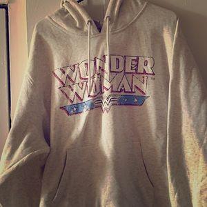 H&M+ Wonder Woman Hooded Sweatshirt 4X